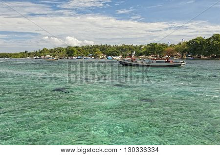 Indonesian Fishermen Village