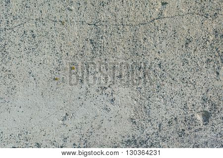 Old Destroyed Concrete Wall Background.