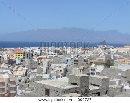 Mindelo City View