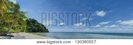 Siamil Borneo Turquoise Tropical Paradise In Borneo, Malaysia