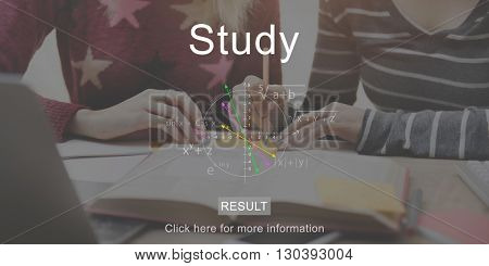 Studying Learning Education Concept