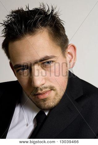 Maskulin männlich Porträt