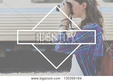 Identity Individuality Trademark Patent Concept