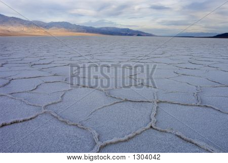 Badwater During Sunrise
