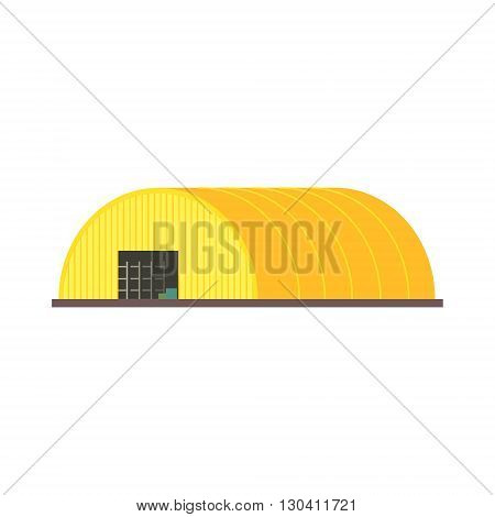 Air Shed Storage Vector Design Primitive Graphic Illustration On White Background