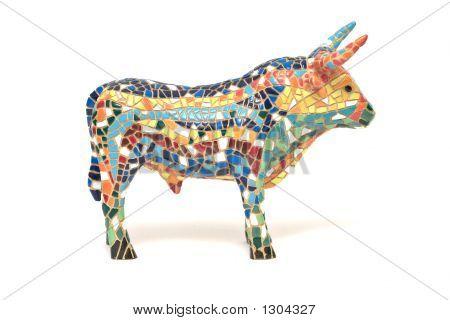 Spanish Bull Souvenir