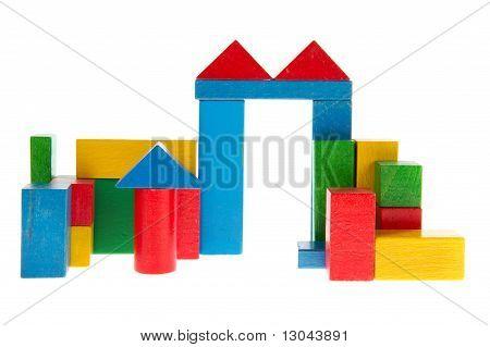 Wooden Blocs