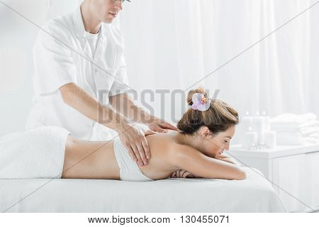 Massage For Health And Relax