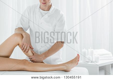 Gentle Massage With Many Benefits
