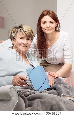 I'm Taking Care Of My Grandmother