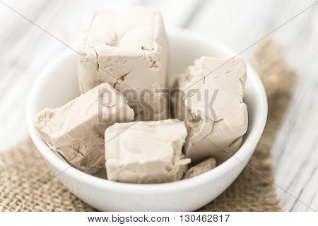 Yeast (selective Focus)