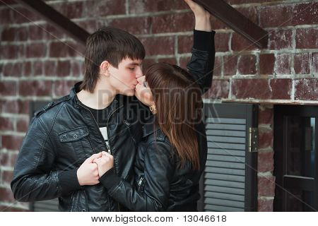 Loving Kiss.