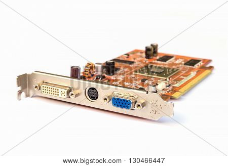 Computer Graphic Card.