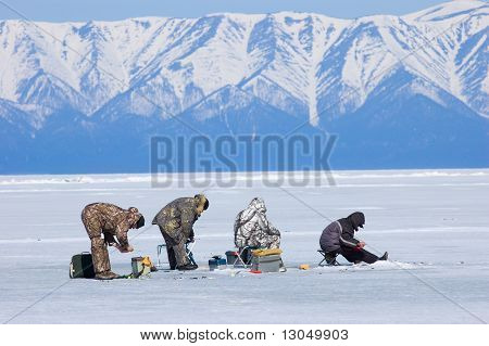 The 5th Baikal Fishing