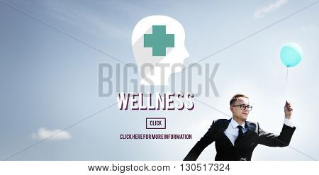 Wellness Energy fitness Good Health Nature Relax Concept
