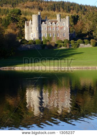 Reflections Of A Castle