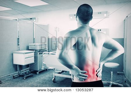 Man With Back Problem