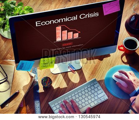 Economical Crisis Budget Community Financial Concept