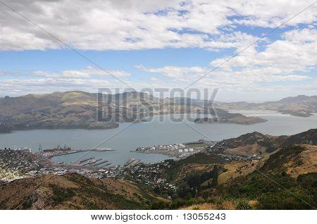 Christchurch Lyttelton, New Zealand