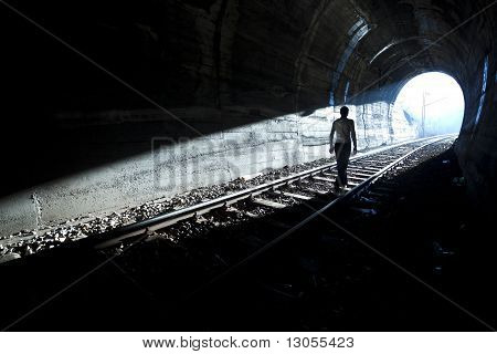 End Of Tunnel