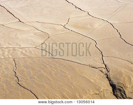 Fissures On The Earth