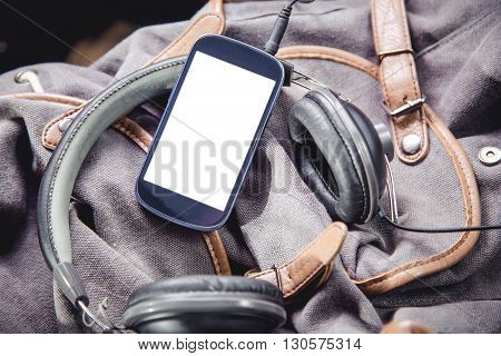 Music For Travel In The Mountains, Phone Earphones