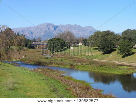 Berg River,  Paar, Western Cape South Africa 02