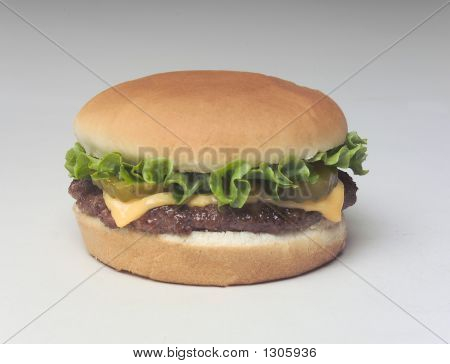 Fast Food Burgher Small