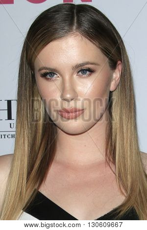 LOS ANGELES - MAY 12:  Ireland Baldwin at the NYLON Young Hollywood May Issue Event at HYDE Sunset on May 12, 2016 in Los Angeles, CA