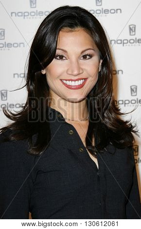 Victoria Recano at the Napoleon Perdis Hollywood Store Unveiling  held at the Napoleon Perdis in Hollywood, USA on May 1, 2007.
