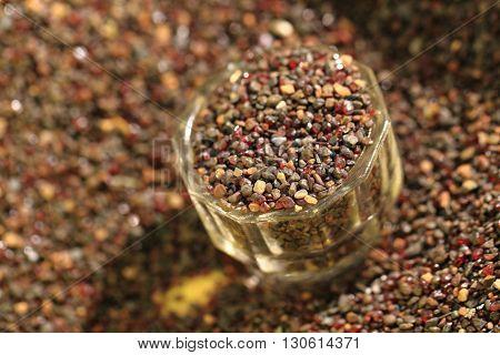 Red Pyrope Minerals (garnet)