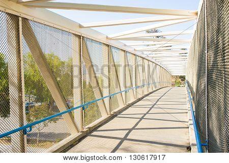Bike Bridge In Santa Clarita