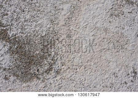 An old scratchy painted wall texture background
