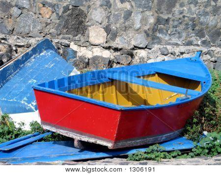 Tenerife Fishing Boat