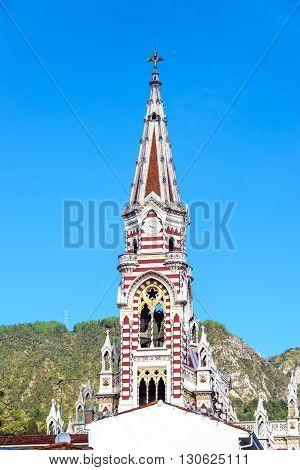 El Carmen Church Spire