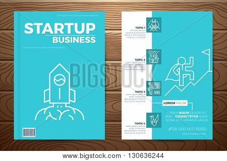 Startup Business Book Cover