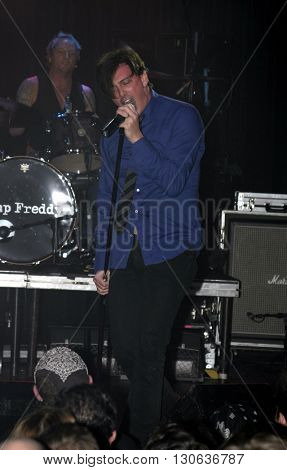 Donovan Leitch during 'Camp Freddy' Tsunami Relief Benefit Concert held at the Key Club Sunset Strip in West Hollywood, USA on January 27, 2005.