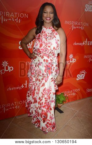 LOS ANGELES - MAY 20:  Garcelle Beauvais at the Step Up Inspiration Awards at Beverly Hilton Hotel on May 20, 2016 in Beverly Hills, CA