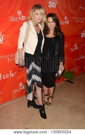 LOS ANGELES - MAY 20:  Paula Devicq, Lacey Chabert at the Step Up Inspiration Awards at Beverly Hilton Hotel on May 20, 2016 in Beverly Hills, CA