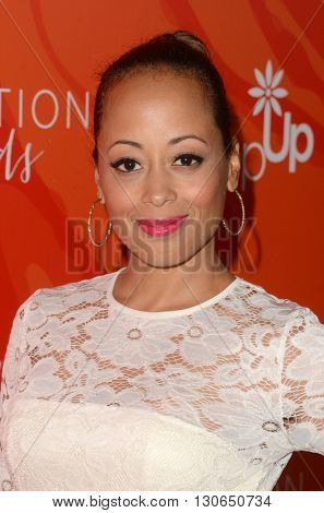 LOS ANGELES - MAY 20:  Essence Atkins at the Step Up Inspiration Awards at Beverly Hilton Hotel on May 20, 2016 in Beverly Hills, CA