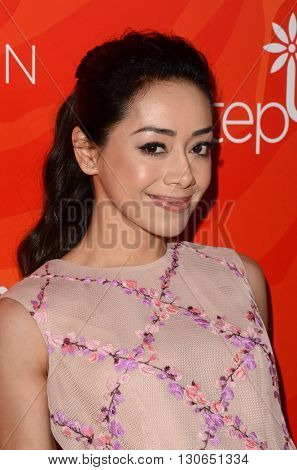 LOS ANGELES - MAY 20:  Aimee Garcia at the Step Up Inspiration Awards at Beverly Hilton Hotel on May 20, 2016 in Beverly Hills, CA