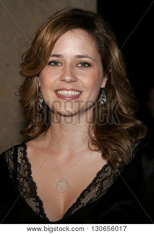 Jenna Fischer at the 57th Annual ACE Eddie Awards held at the Beverly Hills Hotel in Beverly Hills, USA on February 18, 2007.