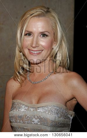 Angela Kinsey at the 57th Annual ACE Eddie Awards held at the Beverly Hills Hotel in Beverly Hills, USA on February 18, 2007.