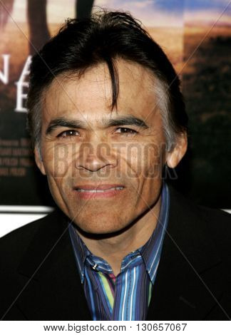 Sal Lopez at the Los Angeles premiere of 'The Astronaut Farmer' held at the Cinerama Dome in Hollywood, USA on February 20, 2007.