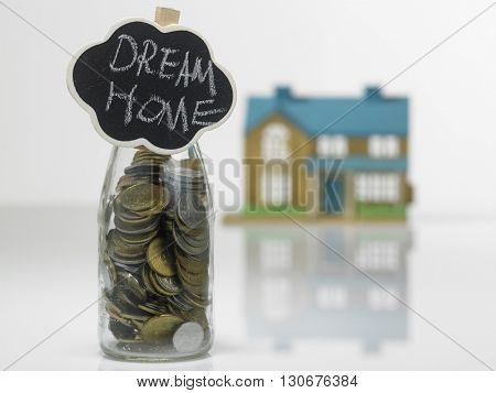 saving for our dream house