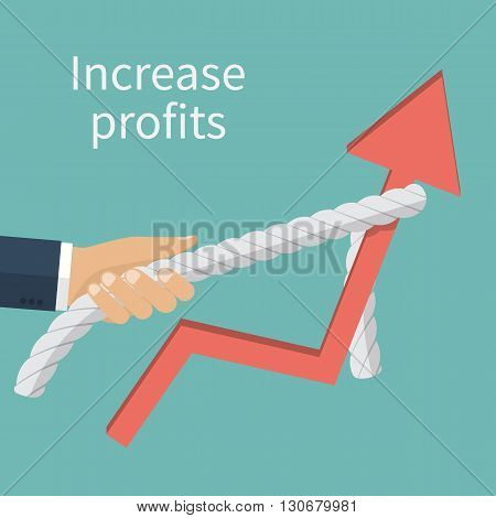 Concept Of Increased Profits