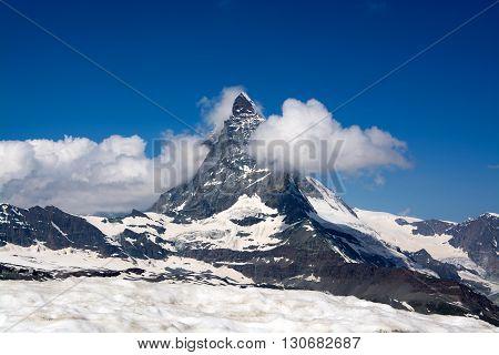 Matterhorn, Valais, Switzerland
