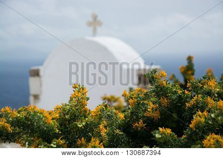 Saint Antonios Monestary, Paros, Greece