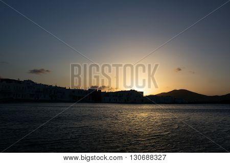 Naousa, Paros, Greece