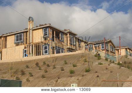 Haus im Bau 2